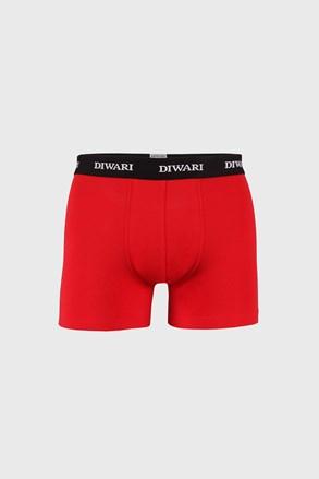 Piros boxeralsó Cale