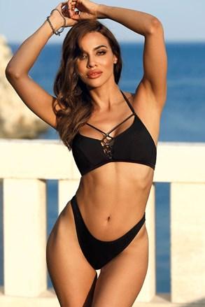 Marbella black kétrészes női fürdőruha