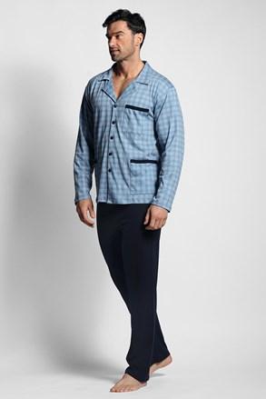 Kockás pizsama Ales