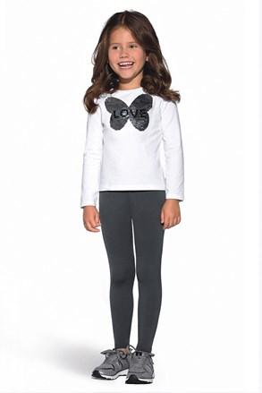 Mimi, egyszínű gyerek legging