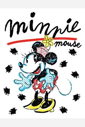 Minnie pléd lányoknak