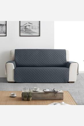 Moorea háromszemélyes kanapéhuzat, szürke