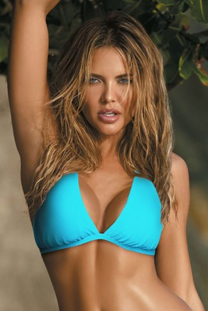 Naomi blue női bikinifelső