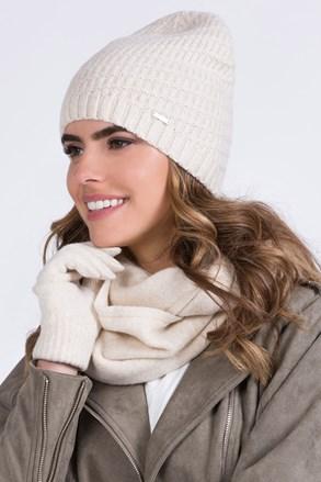 Nefra téli női sapka