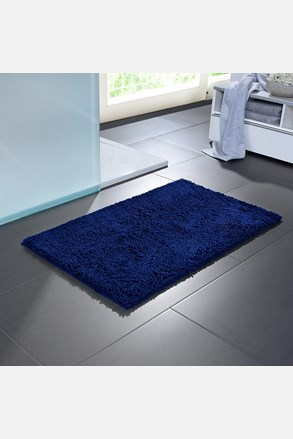 Bologna fürdőszobai kilépő, kék