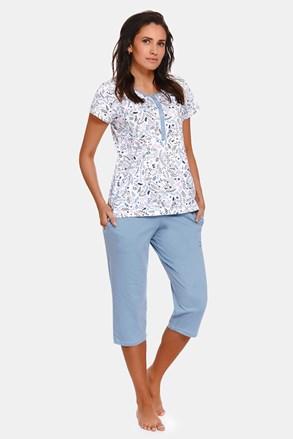 Flower kismama szoptatós pizsama