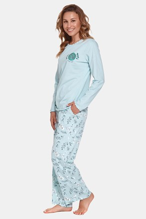 Jade női háromrészes pizsama szett