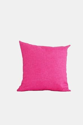 Dekorációs kispárna, rózsaszínű