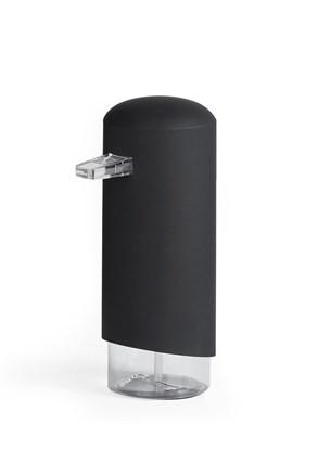 Compactor szappanhab-adagoló, fekete