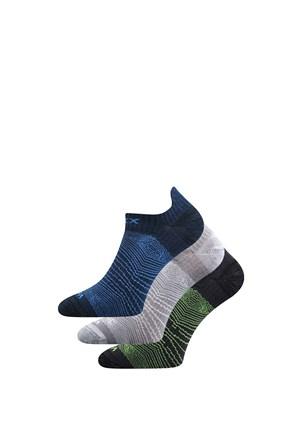 Rex Mix A zokni, 3 pár 1 csomagban
