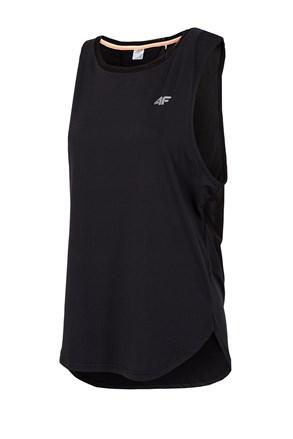 4F Dry Control ujjatlan női fitness póló
