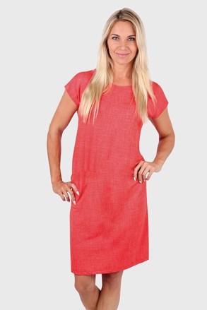 EVONA Tempesta női ruha, piros