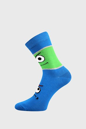 2 PÁR fiú zokni