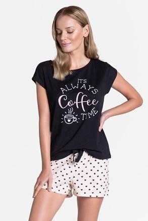 Coffee Time női pizsama