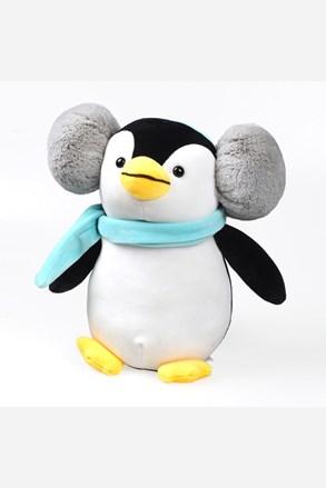 Pingvin babajáték, kék