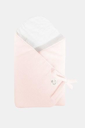 Twig babapólya, rózsaszínű