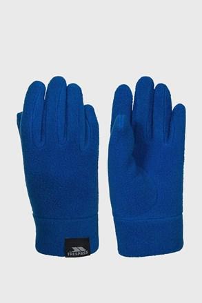 Lala II gyermek ujjas kesztyű, kék