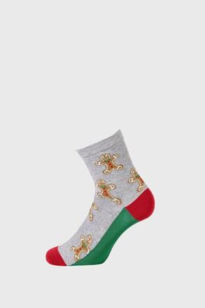 Gyermek karácsonyi zokni, Mézeskalács