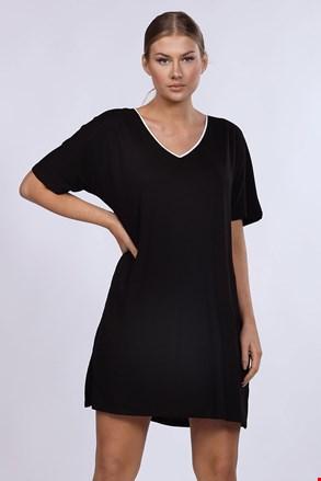 DKNY Black női hálóing