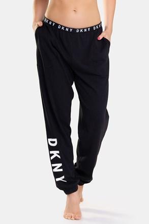 DKNY Casual Fridays szabadidő nadrág, fekete