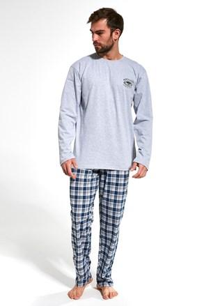 Szürke színű férfi pizsama Yukon