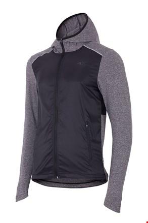 4f Grey - férfi futódzseki