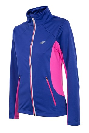 4F funkcionális női softshell dzseki