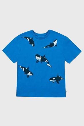 Whales fiú póló