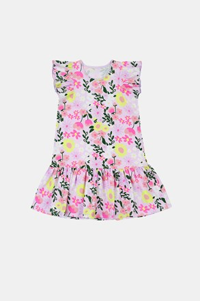 Flowers lányka ruha