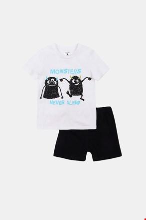 Monsters világító fiú pizsama