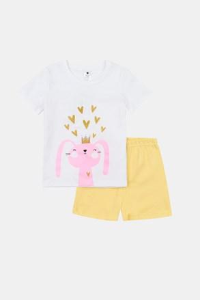 Rabbit világító lányka pizsama
