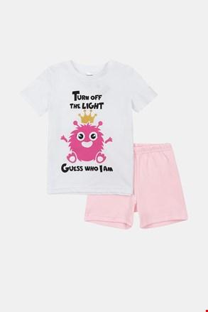 Monsters világító lányka pizsama