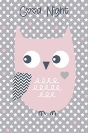 Owl gyermek törölköző