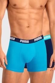 2 DB kék boxeralsó Puma Basic