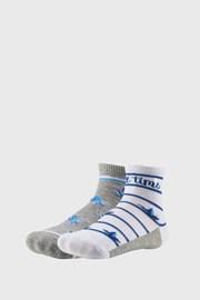 2 PÁR Time fiú zokni
