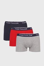 Tom Tailor III boxeralsó 3 db 1 csomagban