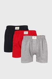 Tom Tailor férfi alsónadrág, 3 db 1 csomagban