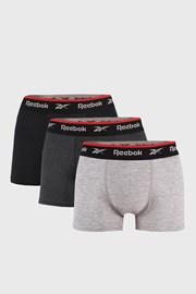 Reebok Basic Sport férfi boxeralsó, 3 db 1 csomagban
