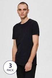 3 DB férfi póló Selected Homme New Pima