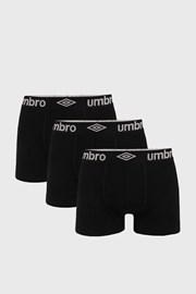 3 DB fekete boxeralsó Umbro BIO