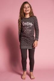 Worry less lányka pizsama