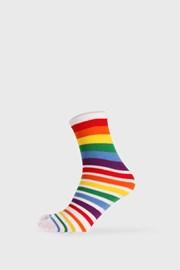 Toe ujjas női zokni