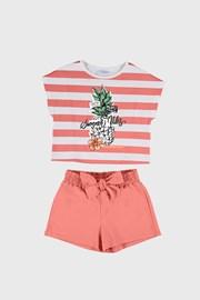 Mayoral Summer Vibes lányka szett - póló és sort