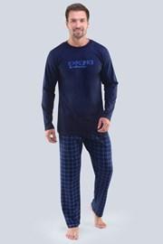 Kék pizsama Ellis