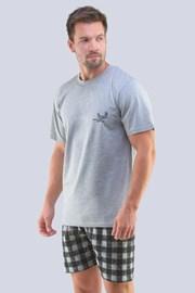 Világosszürke pizsama Kason