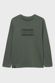 Mayoral Teenagers hosszú ujjú fiú póló