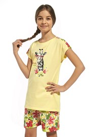 Aloha pamut lányka pizsama