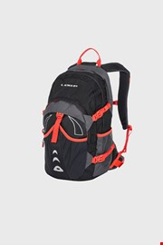 LOAP Topgate fekete-piros hátizsák
