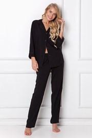 Berthine női pizsama, hosszú