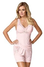 Bona női pizsama, rózsaszín